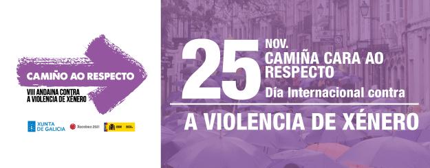 VIII Andaina Solidaria contra a Violencia de Xénero