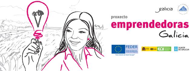 Participación no proxecto Emprendedoras Galicia