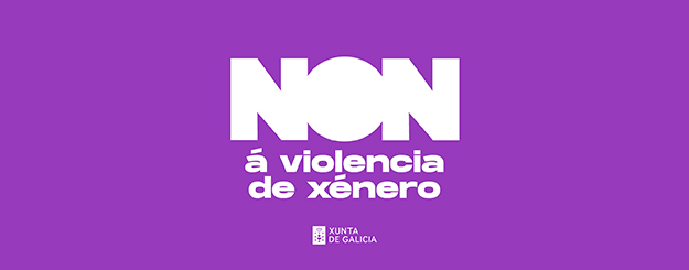 NON á violencia de xénero | 25 de noviembre