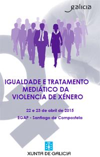 """Curso """"Igualdad y tratamento mediático de la violencia de género"""""""