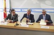 La Xunta colabora con los abogados y procuradores gallegos para mejorar la atención a las víctimas de violencia de género