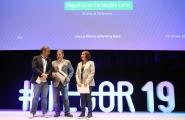 Susana Abella, Secretaria da Igualdade, inaugurou o Congreso Atlántico de Marketing Dixital, Flúor