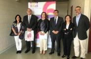 A secretaria xeral de Igualdade, Susana López Abella, participou hoxe na inauguración da VI Xornada Universitaria Galega en Xénero