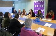 La secretaria xeral de Igualdade, Susana López Abella indicó que las ayudas intentan contribuir al desarrollo de acciones de sensibilización y prevención para la ruptura de estereotipos de género