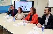 A secretaria xeral da Igualdade e a directora da Axencia Galega de Innovación, participaron no acto de celebración do Día Internacional das rapazas nas TIC