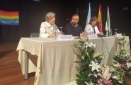 A secretaria xeral da Igualdade,Susana López Abella, participou hoxe na inauguración do XIII Curso de Verán 'Novas Fronteiras na Igualdade de Oportunidades 2.0: Violencias, Diversidade, Coeducación, Emocionalidade'