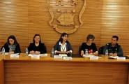A secretaria xeral da Igualdade, Susana López Abella, asistiu á constitución da mesa local de coordinación contra a violencia do Concello de Muros
