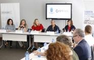 Susana López Abella incidiu en que é necesario promover a eliminación dos desequilibrios que poidan existir no relativo á formación científica