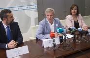 O vicepresidente da Xunta, Alfonso Rueda, presentou hoxe en rolda de prensa esta ferramenta, elaborada en colaboración co Colexio Profesional de Enxeñería Informática de Galicia