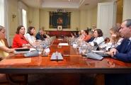 A secretaria xeral de Igualdade, Susana López Abella participou esta mañá na sede do Consello Xeral do Poder Xudicial na reunión de institucións do Observatorio contra a Violencia Doméstica e de Xénero
