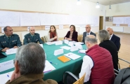 La secretaria general de la Igualdad, Susana López Abella, indicó que en el marco de la reunión se llevó a cabo un análisis del informe de valoración del III Plan de Igualdad y del IV Plan de oportunidades entre mujeres y hombres