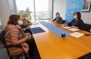 A Xunta reforza o apoio social e laboral a mulleres vítimas de violencia de xénero e a afectadas por enfermidade oncolóxica