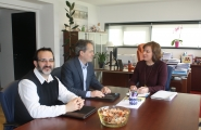 A Secretaria Xeral da Igualdade reúnese co Colexio Profesional de Enxeñaría Técnica Informática de Galicia