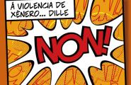 """Unidade didáctica """"Á violencia de xénero dille non"""""""