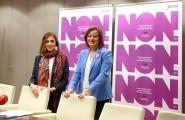 A secretaria xeral da Igualdade, Susana López Abella, explicou hoxe en rolda de prensa os detalles desta campaña.