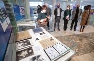 O Arquivo de Galicia celebra o Día da Muller cunha mostra homenaxe a Luz Pozo Garza con pezas da súa colección persoal