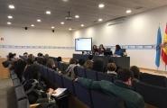 A secretaria xeral da Igualdade, Susana López Abella, destacou que estas subvencións supuxeron en 2019 case 1,5 millón de euros na provincia de Pontevedra