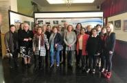 A secretaria xeral da Igualdade, Susana López Abella, participou hoxe no 25 aniversario da Asociación de mulleres rurais 'Albor' de Valga