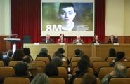 La directora general de Evaluación y Reforma Administrativa y secretaria general de la Igualdad por delegación, Natalia Prieto, participó hoy en el acto conmemorativo de la Universidad de Santiago del Día Internacional de las Mujeres