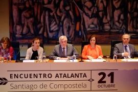 Susana López Abella participou hoxe na inauguración do Encontro Atalanta: A creación de empresas de base tecnolóxica promovidas por mulleres