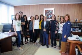 A Xunta e o Concello do Pereiro de Aguiar acordan dar inicio aos trámites para a creación dun Centro de Información á Muller