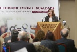A Xunta incide no papel dos medios de comunicación para concienciar sobre a violencia de xénero e axudar a loitar contra esta lacra