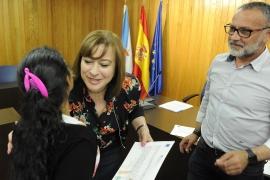 A secretaria xeral da Igualdade, Susana López Abella, participou hoxe na clausura dun curso do programa 'Neneiras', que organiza a ONG Mestura para favorecer a integración social das mulleres migrantes