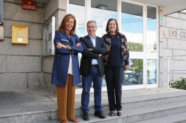La Xunta y el Ayuntamiento de O Pereiro de Aguiar acuerdan dar inicio a los trámites para la creación de un Centro de Información a la Mujer