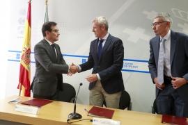 A Xunta colabora cos avogados e procuradores galegos para mellorar a atención ás vítimas de violencia de xénero