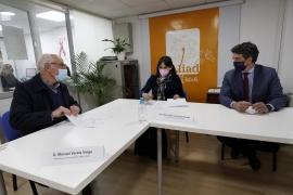 La Xunta firma en Lugo convenios con Alar Galicia y Aliad-Ultreia para la intervención con menores agresores y el acogimiento de víctimas de explotación sexual