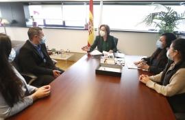 A Xunta ratifica o seu apoio ás mulleres migrantes e destaca a importancia de poñer á súa disposición recursos específicos e especializados