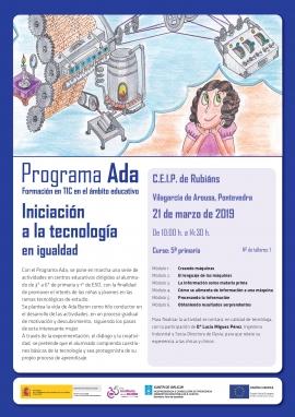 PROGRAMA ADA 2018-2019