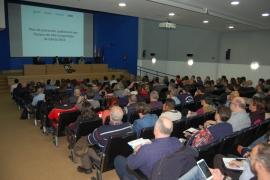 """Lete Lasa destaca o deporte galego como """"un excelente medio para exportar a imaxe do noso tecido empresarial e como ferramenta de tolerancia, igualdade e non violencia"""""""