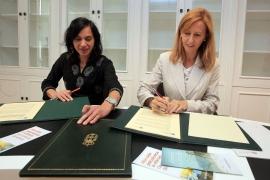 Igualdade e o Colexio de Psicoloxía asinaron un convenio para a atención ás vítimas de violencia de xénero