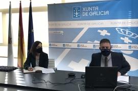 A Xunta informa aos centros de información á muller de Santiago e Barbanza das novidades da próxima convocatoria de axudas para apoiar o seu traballo e para financiar os gastos de persoal