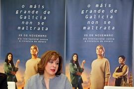 La secretaria general de la Igualdad, Susana López Abella, explicó hoy en rueda de prensa los detalles de esta campaña, que busca implicar a toda la sociedad en esta lucha