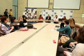 """A secretaria xeral da Igualdade, Susana López Abella, participou esta mañá na xornada """"Hai arquitectas"""""""