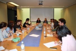 A secretaria xeral da Igualdade reúnese con representantes de entidades contra a trata de seres humanos con fins de explotación sexual