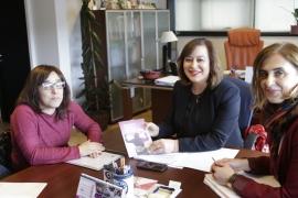 A Xunta colabora coa asociación ACADAR para fomentar a igualdade das mulleres con discapacidade