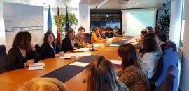 A Xunta informa aos concellos da área territorial de Vigo da nova convocatoria de axudas para a promoción da igualdade