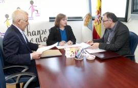 A Xunta mantén unha xuntanza de traballo con representantes da Asociación Galega de Cooperativas Agrarias