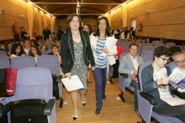 A secretaria de Igualdade, Susana López Abella, participou esta mañá no acto de inauguración da II Xornada Universitaria Galega en Xénero