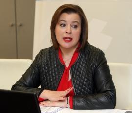 La secretaria general de la Igualdad, Susana López Abella, presentó en rueda de prensa los detalles de esta convocatoria, que se publica hoy en el DOG