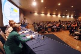 A Conselleira do Mar clausurou a I Conferencia Internacional de Mulleres da Pesca