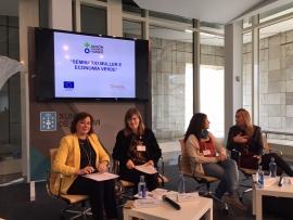 A Xunta pon en valor a importancia do emprendemento feminino para o desenvolvemento de economías verdes