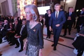 A Xunta fai entrega do premio María Josefa Wonenburger á microbióloga Alicia Estévez