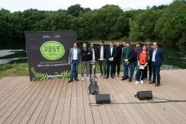 O conselleiro de Cultura, na presentación de Fest Galicia