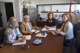 Xunta y Delegación de Gobierno mantienen una reunión para seguir mejorando la coordinación en la lucha contra la violencia de género