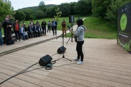 El conselleiro de Cultura, en la presentación de Fest Galicia