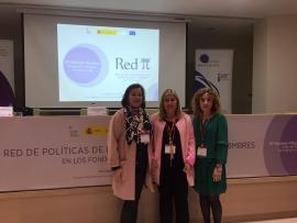 A secretaria xeral da Igualdade, Susana López Abella, participa en Palma de Mallorca nesta nova sesión do Plenario
